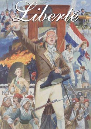 Liberté board game